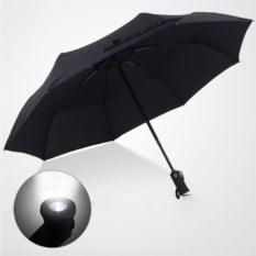 Зонт с фонариком (автомат)