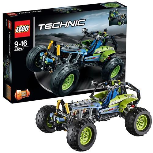 Конструктор - LEGO Technic Внедорожник