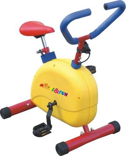Детский механический велотренажер, Moove&Fun