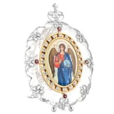 Хрустальная Икона Святой равноапостольный князь Владимир
