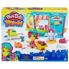 Набор для лепки  Магазинчик домашних питомцев (Play Doh)
