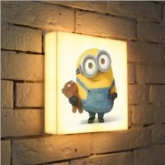 Дизайнерская фото-картина с подсветкой с вашим изображением