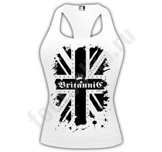 Женская майка-боксерка Britannic