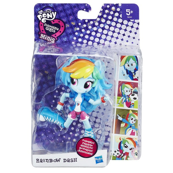 Мини-кукла My Little Pony от Hasbro