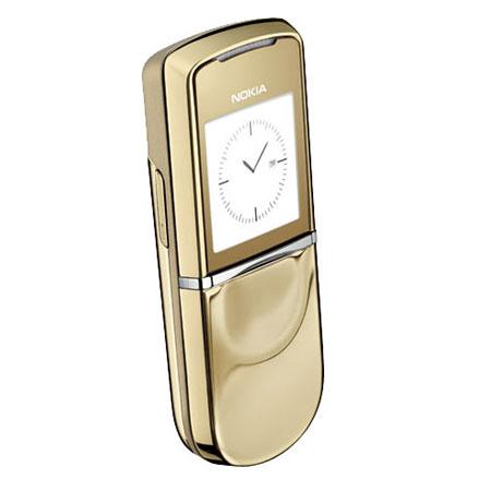 Телефон Nokia 8800d Sirocco Edition Gold