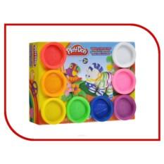 Набор из 8 баночек пластилина Play-Doh от Hasbro