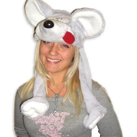 Карнавальная шапочка «Весёлая Мышка»