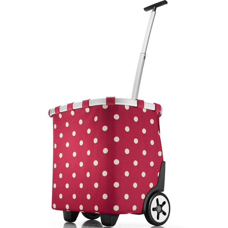 Сумка-тележка Carrycruiser ruby dots