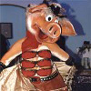 «Свинский стриптиз »