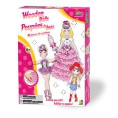 Набор для творчества Bojeux Создай украшения для куклы