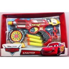 Пластмассовая игрушка Бластер тачки