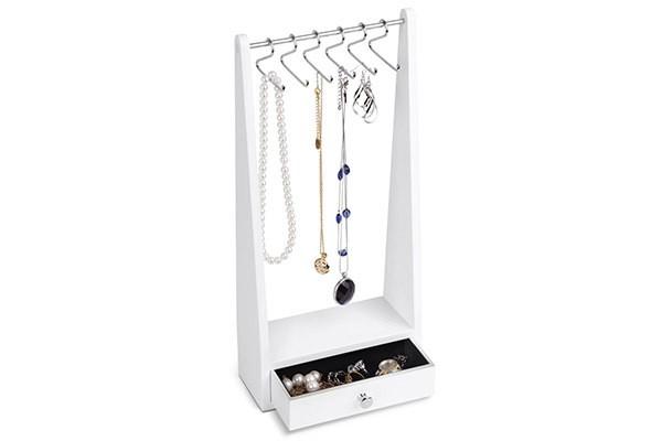 Булый держатель украшений jewel rack