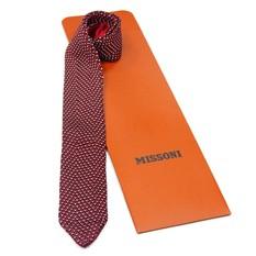 Ультрамодный молодежный вязаный галстук Missoni