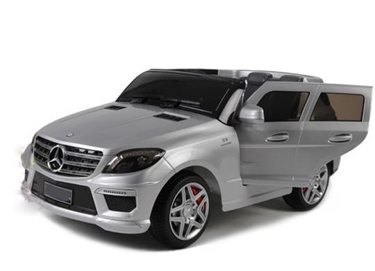 Радиоуправляемый электромобиль Merсedes-Bens ML63 AMG Silver