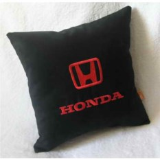 Черная подушка Honda