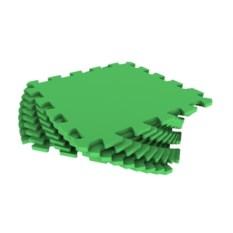 Зеленая игрушка для детской комнаты Мягкий пол