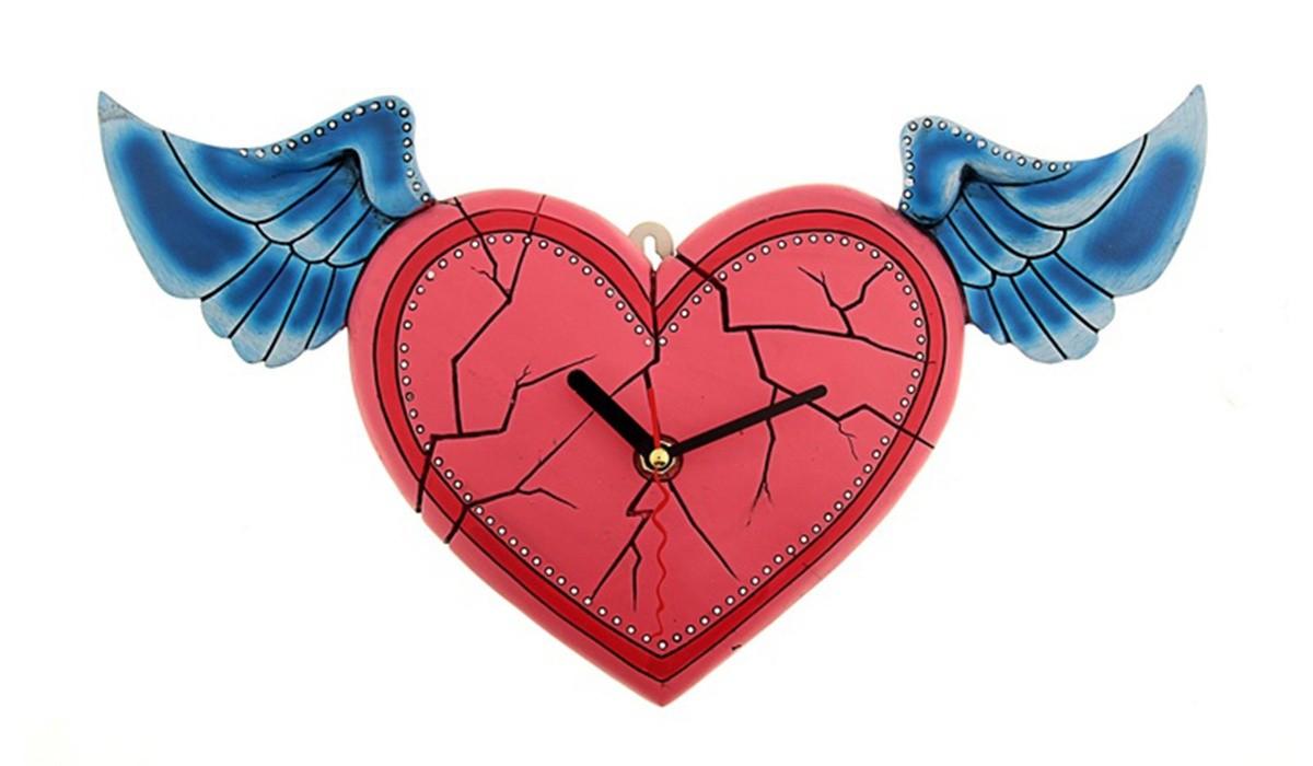 Настенные часы Дела сердечные