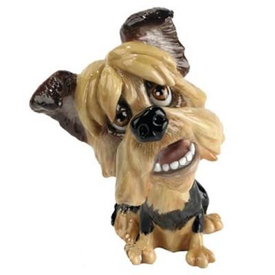 Фарфоровая фигурка собачки Tara