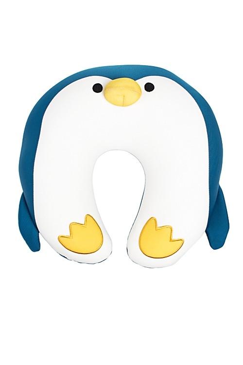 Подушка-подголовник Милый пингвин