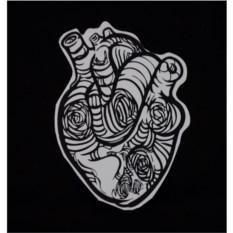 Виниловый стикер Сердца Макса Афеса