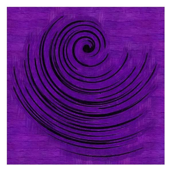 Картина Спираль