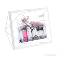 Белая фоторамка Prisma 10х15 см