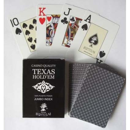 Карты игральные Texas Hold'em