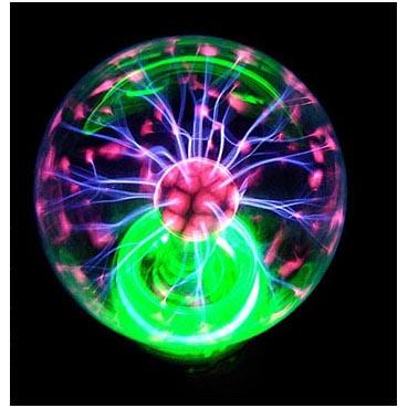 Светильник «Плазменный шар»