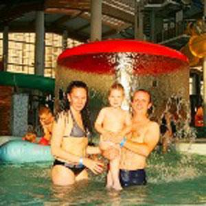 Семейная аква-прогулка