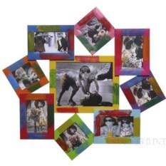 Фоторамка-панно для 9-ти фотографий