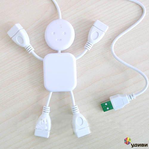USB разветвитель Стив