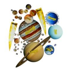 Магнитный пазл «Солнечная система»