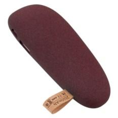 Внешний аккумулятор Pebble 2600 мАч (цвет: винный)