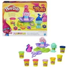Игровой набор Play-Doh Тролли