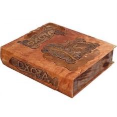 Книга Охота (в коробе с деревянными вставками)