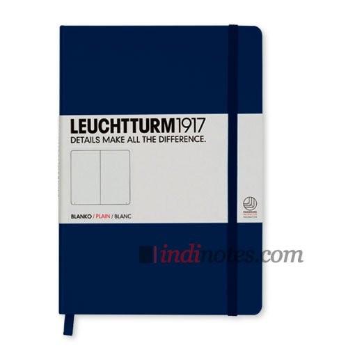 Записная книжка Medium Notebook Navy от Leuchtturm1917
