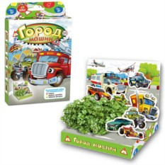 Набор для выращивания «Город машин»