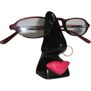 Подставка под очки «Нос с губами»