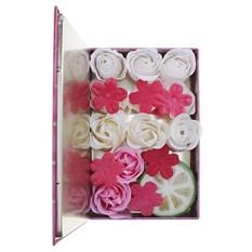 Книга-шкатулка Цветочное удовольствие
