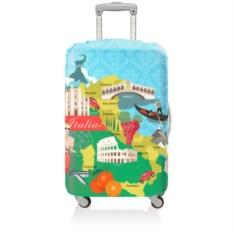 Чехол для чемодана LOQI Urban Italy