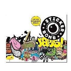 Книга Sticker bomb