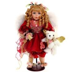 Фарфоровая кукла Ника