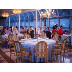 Ужин на теплоходе River Palace для двоих