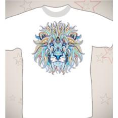 Подарочная футболка «Царь зверей»