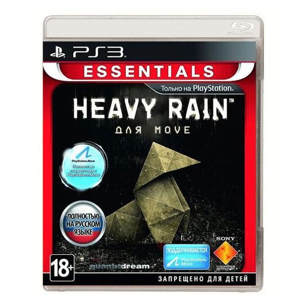 Игра Heavy Rain для Move (PS3)