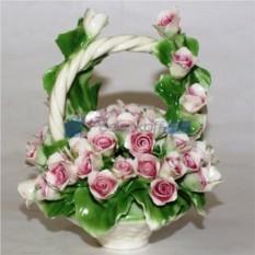 Цветы из фарфора Очарование
