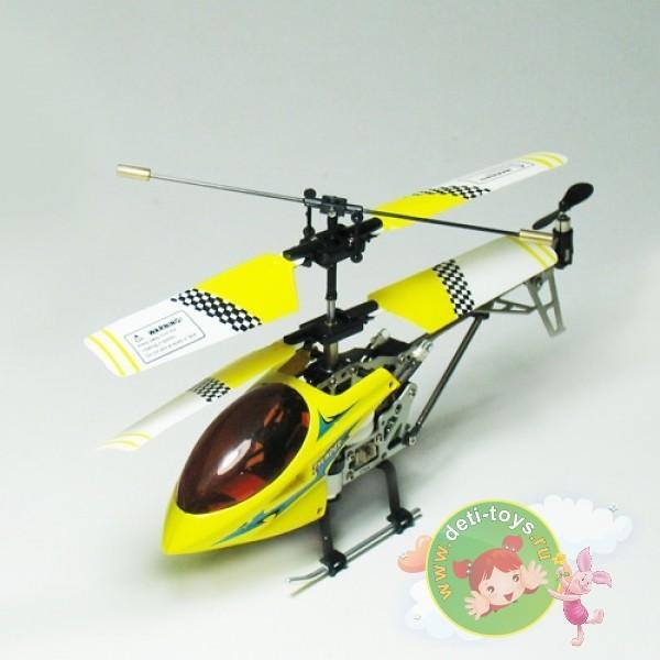 Радиоуправляемый вертолет Gyro JiaYuan Whirly Bird