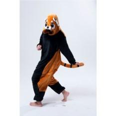 Кигуруми Красная Панда для взрослых