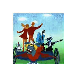 Путешествие в страну мультфильмов