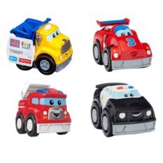 Конструктор Mattel Mega Bloks Маленькие машинки